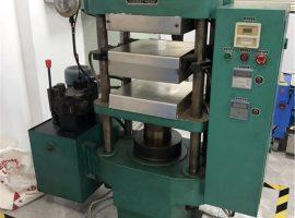 Plakanā vulkanizācijas mašīna