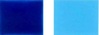 Pigments zils-15-0-krāsa