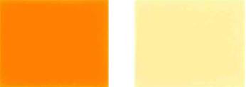 Pigments dzeltens-110-krāsa