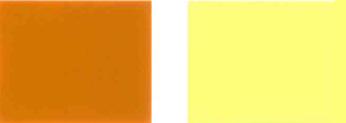 Pigments dzeltens-150-krāsa