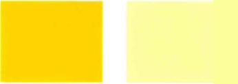 Pigments dzeltens-180-krāsa